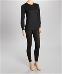 Womens colored thermal sets