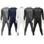 Mens colored thermal sets