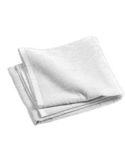 22X44 White Bath Towel 6 lbs. per dozen