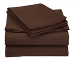Brown fitted Sheets