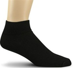 Black Ankle Socks