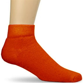 Ankle Socks Orange