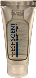 Freshscent 1 oz. Body Wash Tube-Bulk Packaging