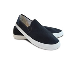 Men's Canvas Slip on Deck Shoes