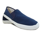 Women's Canvas Slip on Deck Shoes
