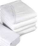 White Fitted Sheets