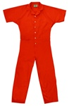 Inmate One Piece Jumpsuits