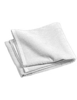 22X44 White Bath Towel 6.25 lbs. per dozen
