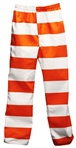 Inmate Striped Pants
