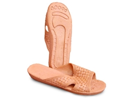 Basket Weave Shower Sandal
